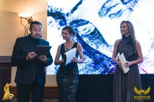 Dr. Zoe Nicolaou Cyprus Business Woman of the Year 2018 Awards