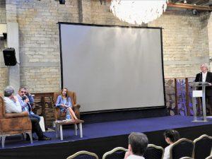 Dr. Zoe Nicolaou at Espras 2018